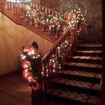 Christmas at Koele Lodge