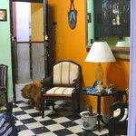 Livingroom Isel & Ileana