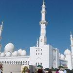 moschea al zahyed abu dhabi