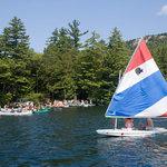 Wacky Canoe Races