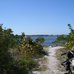the end of the trail at lemon bay