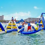 The Floating Water Park