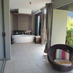 club suite patio
