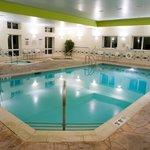 Indoor Pool & Hot Tubs
