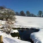 Little Quarme winter