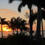 Sunset over Pine Island Sound