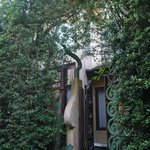 Aussenpool Villa/Eingang Whirlpool