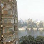 Aussicht auf den Nil