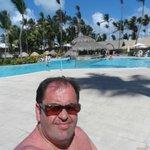 la piscina del palace