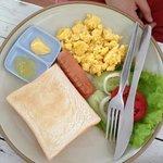 breakfast - DISGUSTING