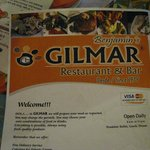 Foto de Gilmar Restaurant and Bar