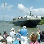 Panama Canal Tours. Partial Transit