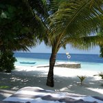 Our own bit of the Maldives!