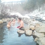 Frenchman's Natural Hot Springs