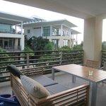 Balcony of Residence
