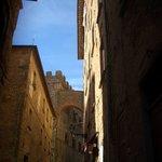 Streets of Volterra