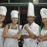 cooking class with Tiến