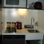 Remarkables Room kitchenette