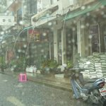 The rain on Sukhumvit Soi 23