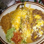 Chile Relleno & ??? can't remember but all was awesome!