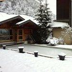 Sauna - Swimmingpool
