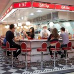 Ed's Easy Diner Cardiff