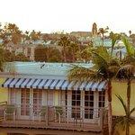 Poolside Guestroom Balcony