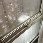 Condensation but not really an issue