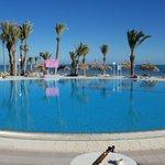 piscine bord de mer