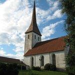 Ракверская церковь Святой Троицы