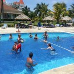 Every has fun at the Grand Bahia Principe, we played this game for hrs.