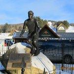 Entrance to Cranmore Ski Resort