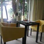 Room 7A - Sitting Area to Veranda
