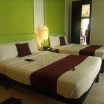 Room 7B - Bed