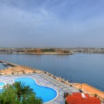 Excelsior Hotel Malta Harbour View