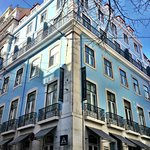 Lisbon Carmo Hotel