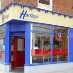 Hartleys - on the corner of Broad Street/Carlton Street