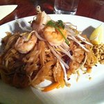 the most popular phad Thai!