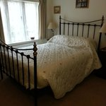 ground floor dog friendly double room