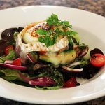 Goats Cheese and Med Veg Salad