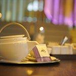 Tea Lounge im Restaurant Nam Thai