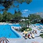 Panorama piscina esterna