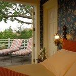 Bingham Room Treetop Deck