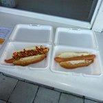 Hot Dog and Chili Dog