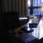 Cold Desk Near Drafty Window