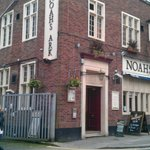 Popular busy city centre  pub with food