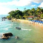 Viana Praia e Restaurante Ilhabela SP Brasil