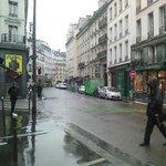 Faubourg Montmartre, ibis