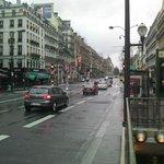 Grand boulevard Metro