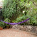 The magic stress-erasing hammock